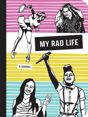 My Rad Life, Feminist Journaling