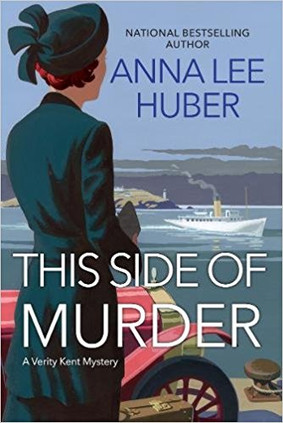 This Side of Murder, Book Review
