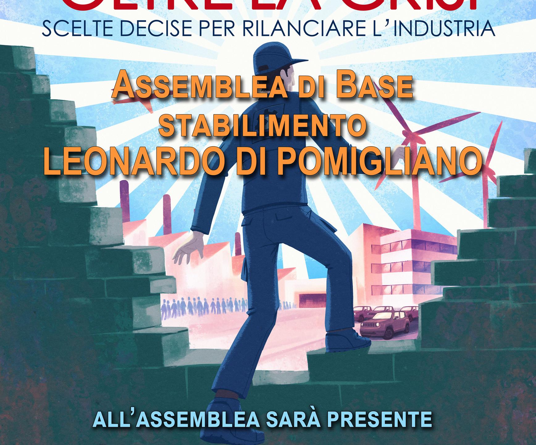 Assemblea di base Leonardo Pomigliano_light