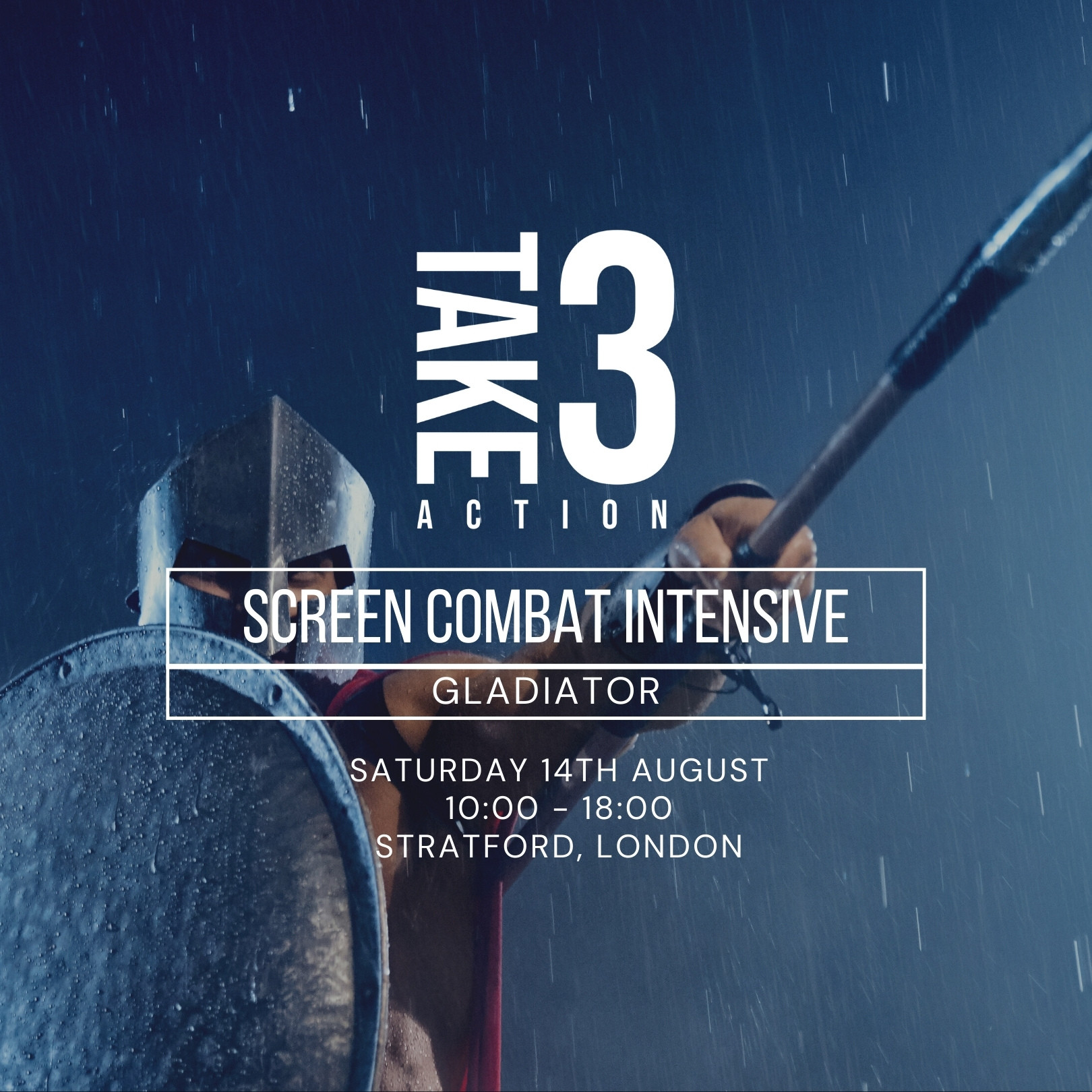 Screen Combat Intensive - Gladiator