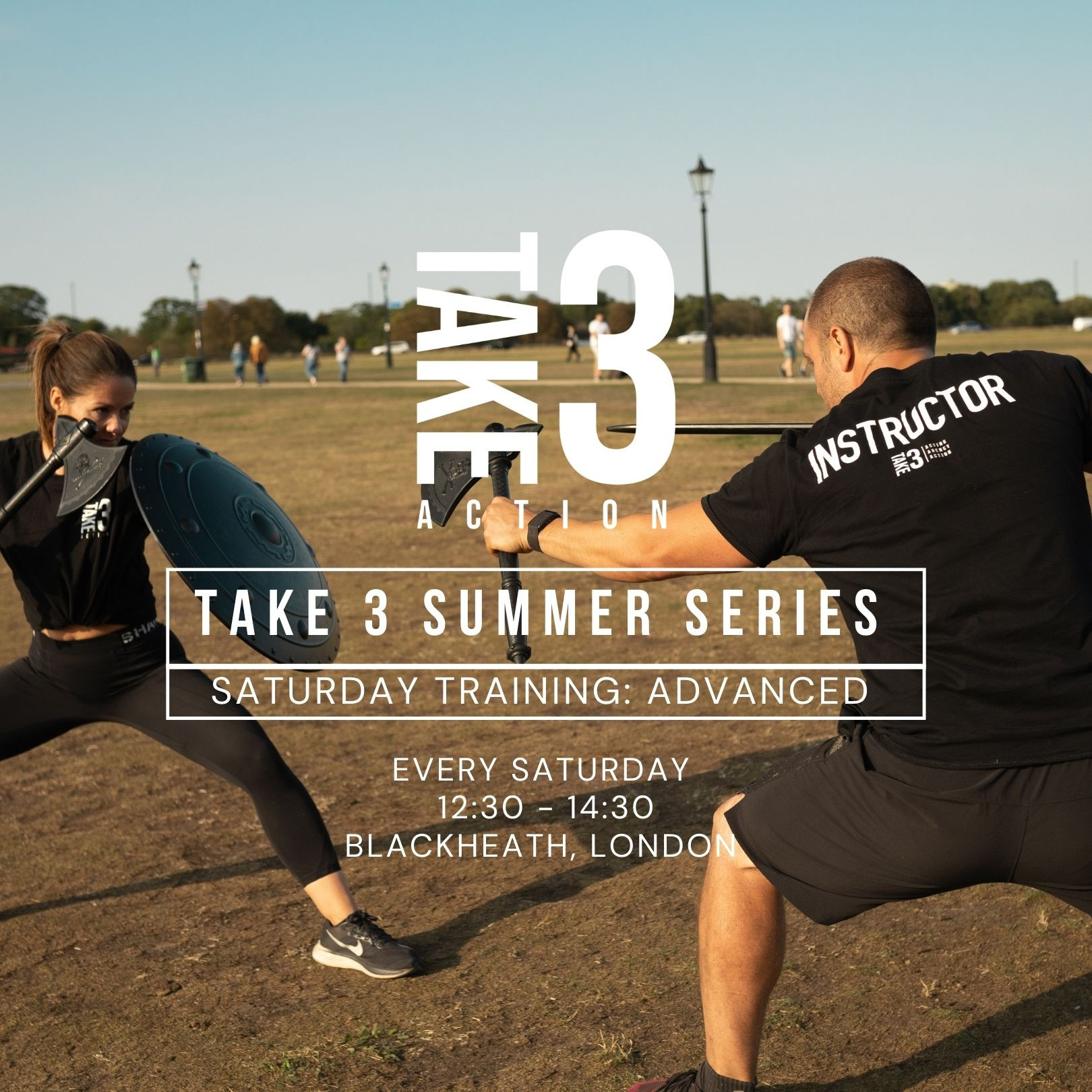 Saturday Training: Advanced