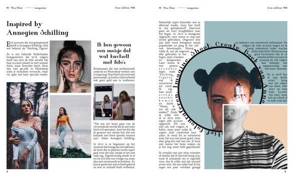 Miss Floor Magazine