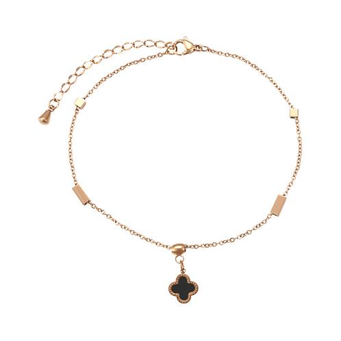 Pulsera Acero Inoxidable + Oro Rosa 566681-23