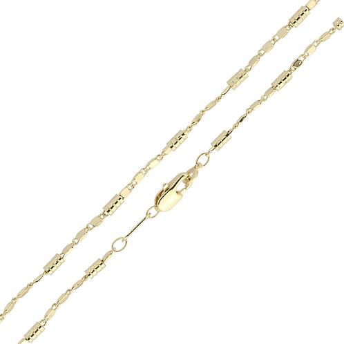 Cadena Baño de Oro 14K 54100343-50