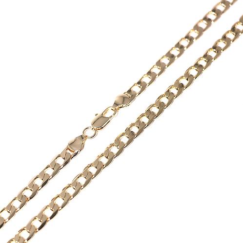 Cadena Baño de Oro Rosa N180918009-60