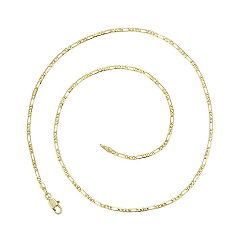 Cadena Baño de Oro 14K 43278-45