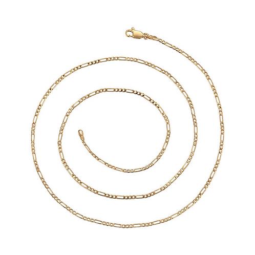 Cadena Baño de Oro 18K 45677-60