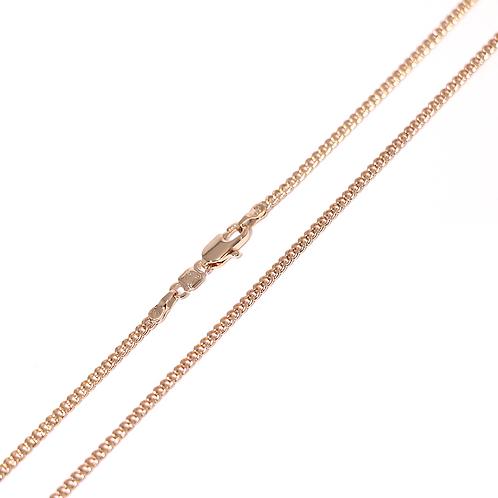 Cadena Baño de Oro Rosa 43501-50