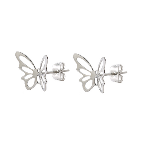 Aretes Acero Inoxidable 330-11