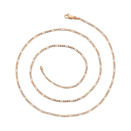 Cadena Baño de Oro Rosa 45688-60-2