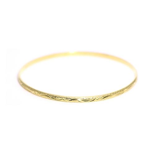 Aro Baño de Oro 18K 17100128-6-3