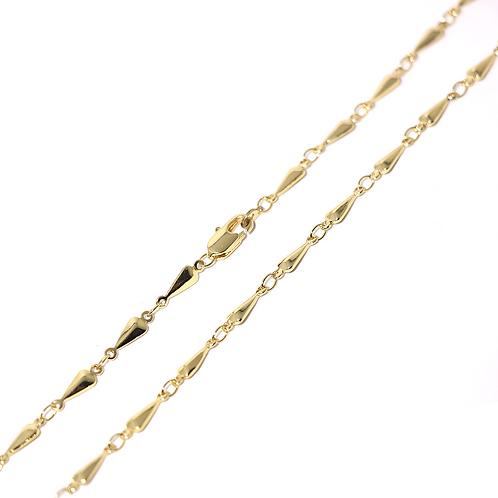 Cadena Baño de Oro 16K 6423319-48
