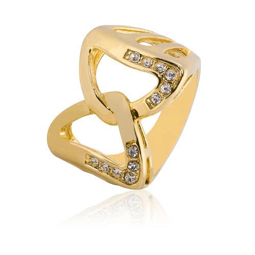 Anillo Baño de Oro 18K 13060001-8