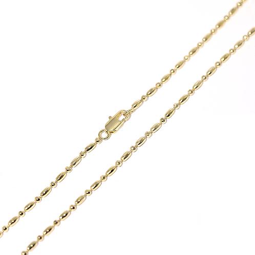 Cadena Baño de Oro 16K 6423175-48