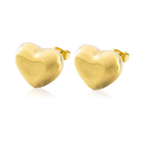 Aretes Baño de Oro 18K EJW212918152