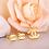 Thumbnail: Set Dama Acero Inoxidable + Oro 18K