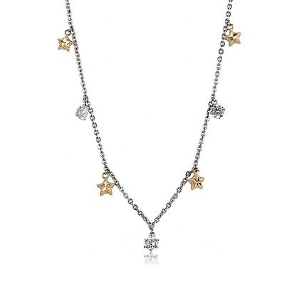 Collar Baño de Dos Oros 47095-52