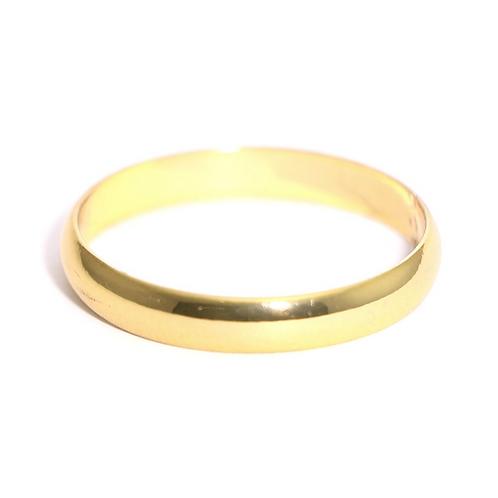 Argolla Baño de Oro 18K 6313158-8