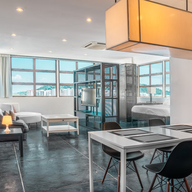 Century Bay Private Residence: Studio Unit