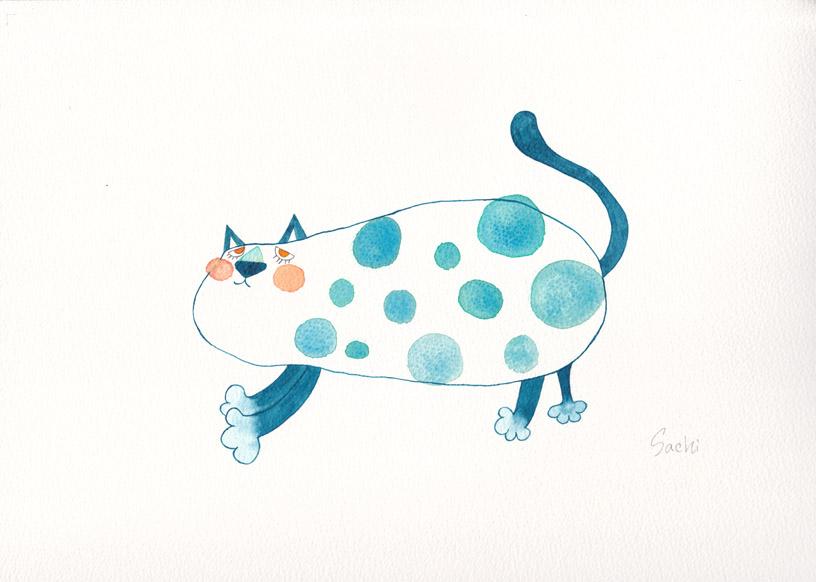 Chobi Blue