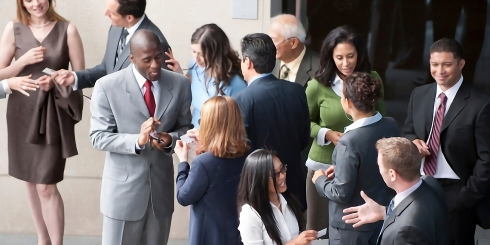 A Fresh Start Networking Event