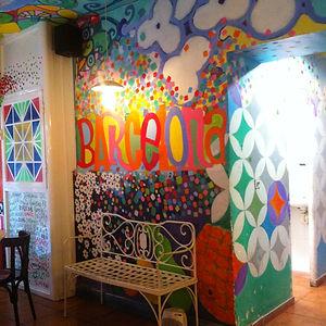 Barcelona wall art