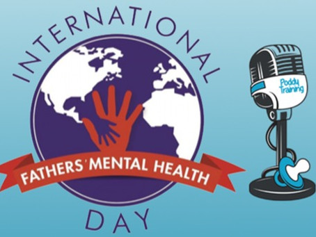 Why all dads should know about International Fathers Mental Health Day
