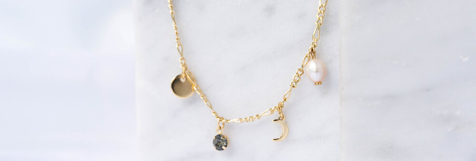 Mar Charm Necklace