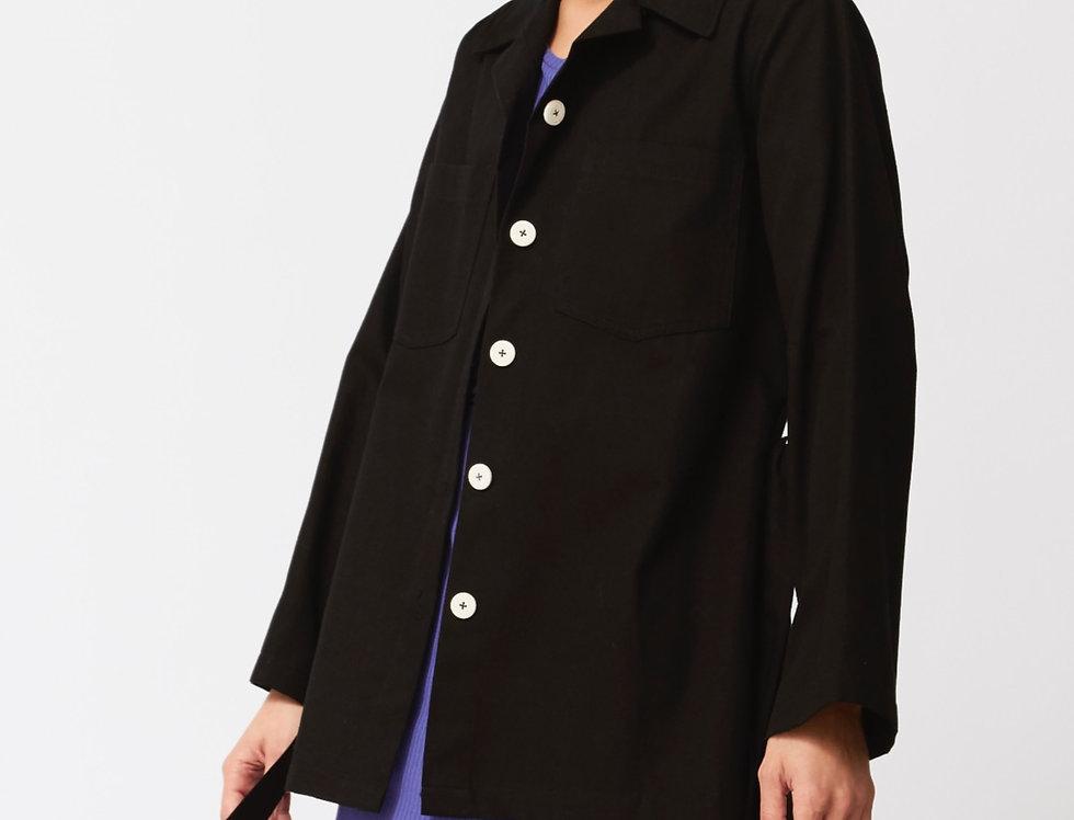 Organic Cotton Long Jacket