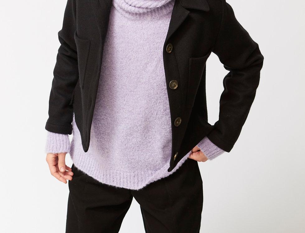 Black Wool jacket