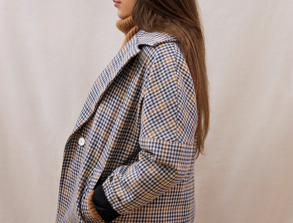 Classic Oversize short coat