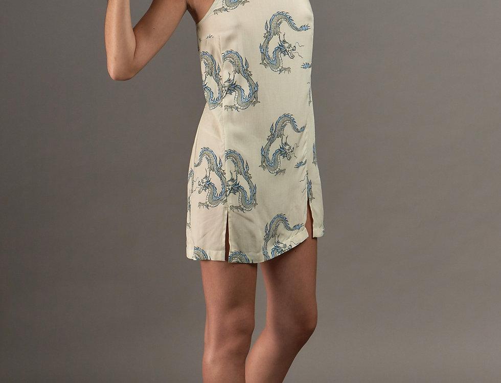 Dragons mini cuts dress