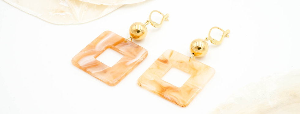 Sand Tidal earrings