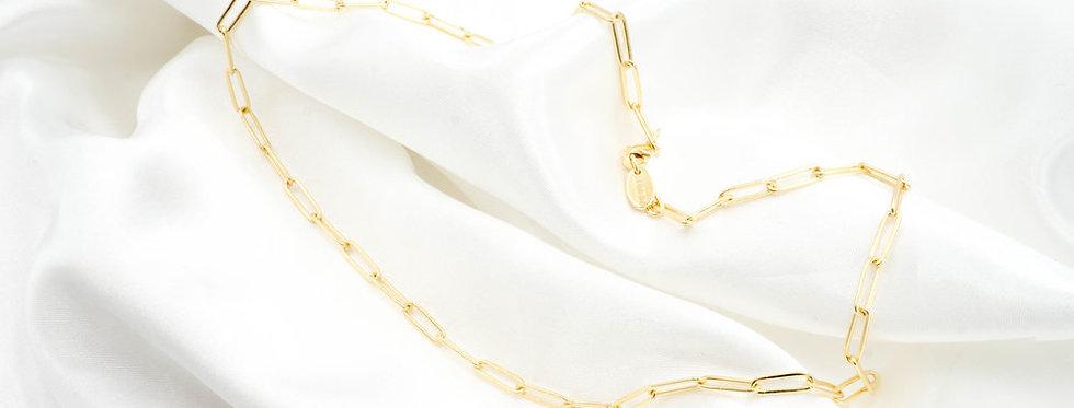Link Big Necklace gold