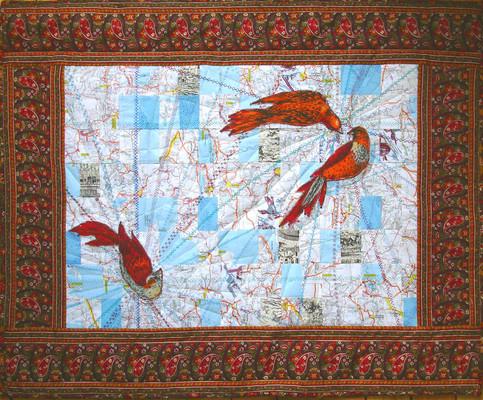 Birds Take Over France, 2005
