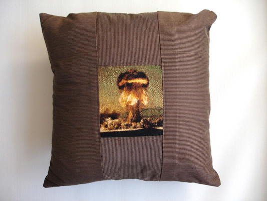 Nuclear Bomb Pillow, 2005