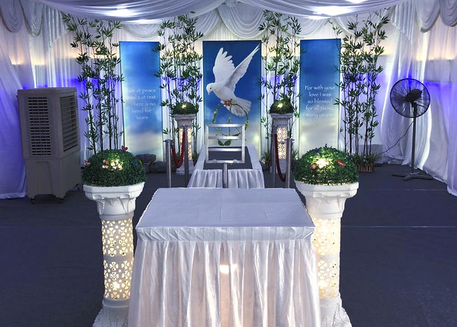 Singapore Free Thinker Funeral Service