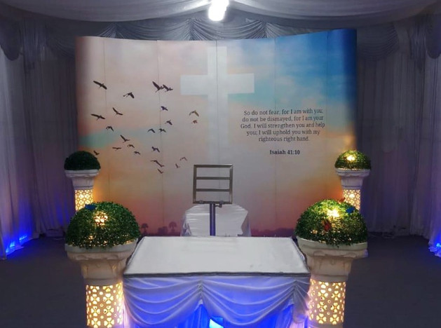 Singapore Christian Funeral Packages