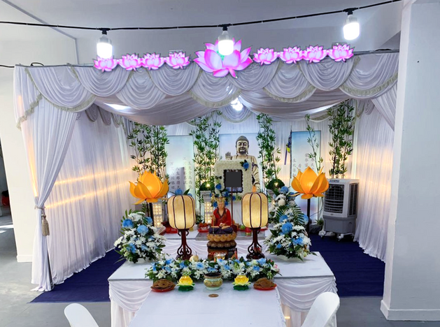 Singapore Buddhist Funeral Package