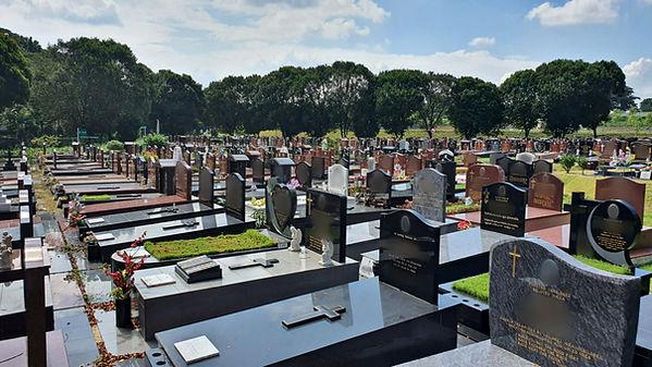 Choa Chu Kang Christian Cemetery