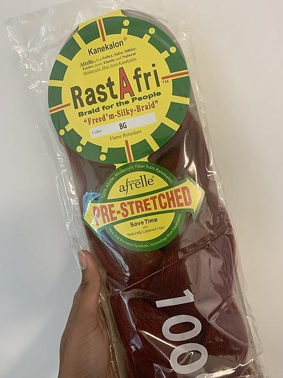 Burgundy - RastAfri (Pre-Stretched)