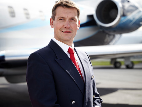 Covid-19 : Adam Twidell, PDG de PrivateFly, fait un point sur l'aviation d'affaires