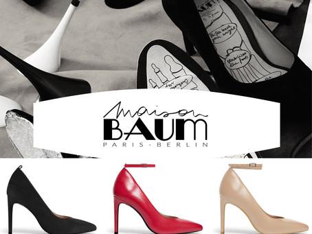Découvrez Maison Baum, la petite maison de mode qui monte…, en prime time sur France 2 le 16 juin !