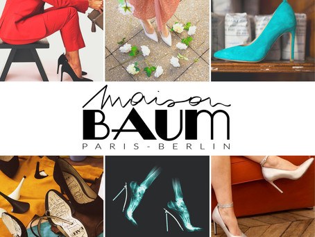 Maison Baum, le créateur des escarpins au confort révolutionnaire