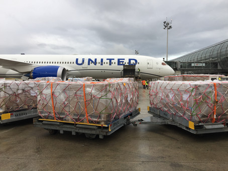 United Airlines a repris ses vols entre Paris-CDG et son hub de New York/Newark