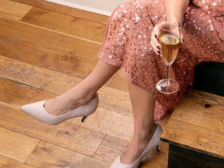 Grâce à son élégance et a son confort, l'escarpin de Maison Baum est l'accessoire incontournable