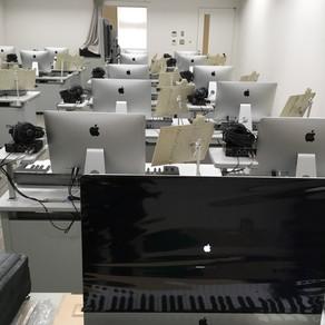 大音作曲デザインコース、体験スタート