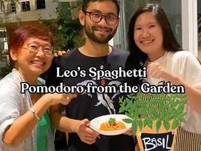 Leo's Spaghetti Podomoro
