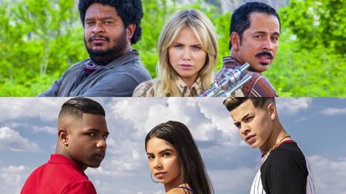 """""""Sintonia"""" e """"Cine Holliúdy"""" são os vencedores do Grande Prêmio do Cinema Brasileiro 2020"""