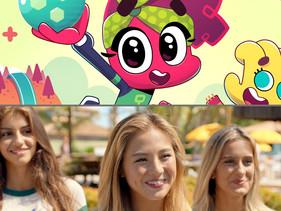Produções brasileiras são indicadas ao Emmy Internacional Kids
